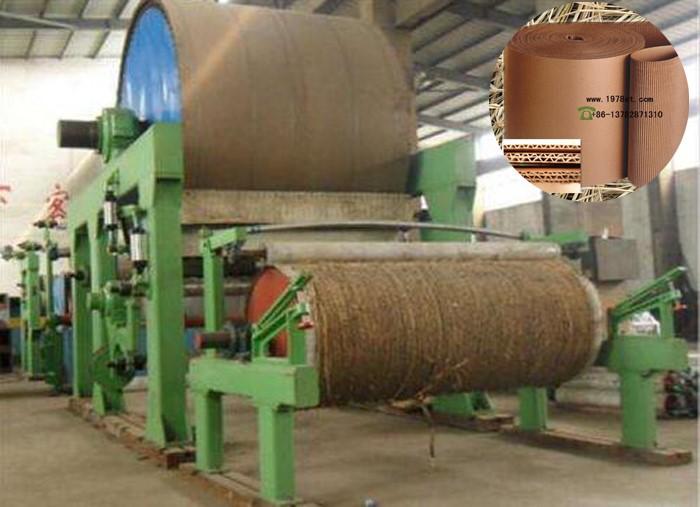kraft liner paper machine