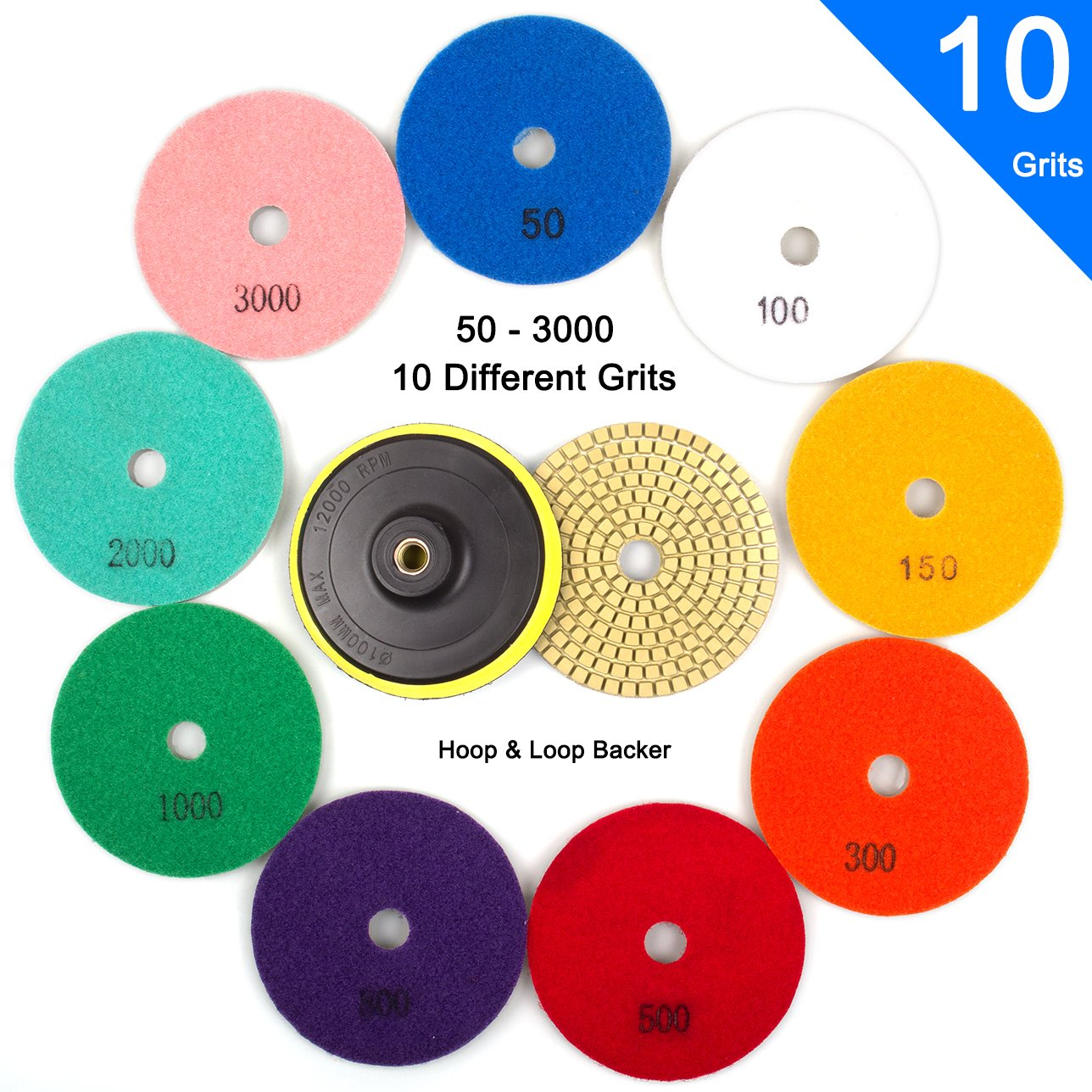 Back To Search Resultstools 9 Inch Wool Buffing Pad 3m 6018 Polishing Pad