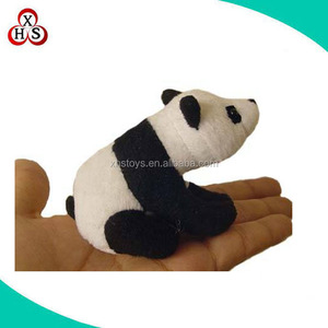 custom animal panda screen cleaner plush toy