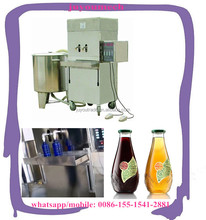 manual semi auto big or small bottles liquid drink beverage filling machine price
