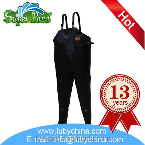 Breathable chest waders fishing waders with stocking foot waterproof wader