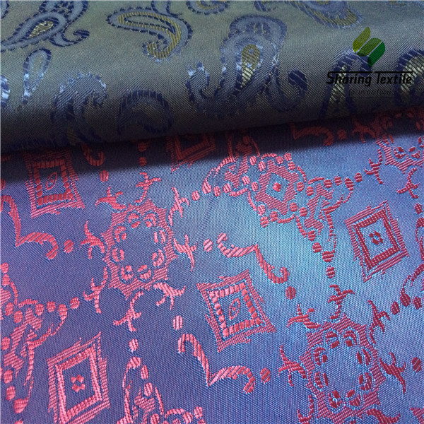 Wholesale High Quality Jacquard Suit Lining Fabric/Jacquard Jacket Lining Fabric/Jacquard Sportswear Lining Fabric