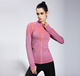 Womens Storm Fit Thermal Half-Zip Yoga Running Jogging Exercise Fitness Jacket