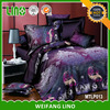 luxury european bedding set/luxury bedding set in turkey/3d bed sheet cover