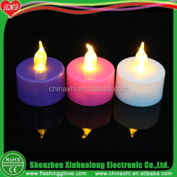 OEM Package LED Electric Candle Manufacturer Electric Candle