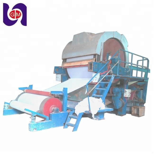 Produktion Toilettenpapier