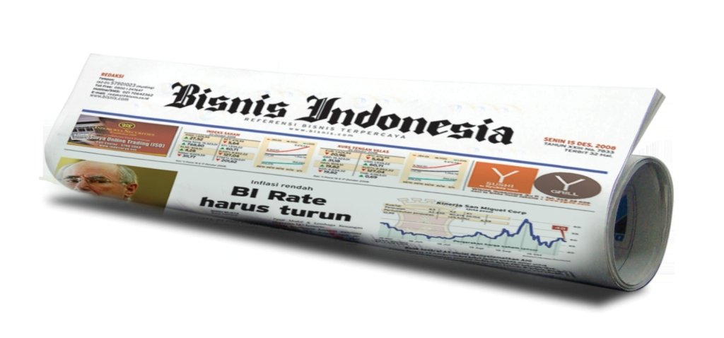 Bisnis Indonesia daily News Papers Business service