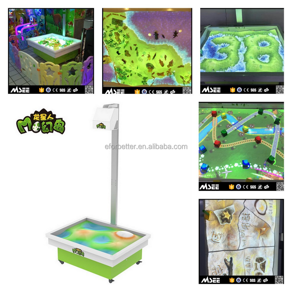 Interactive led Floor projection Ar Interactive Floor AR Interactive Floor For Kid