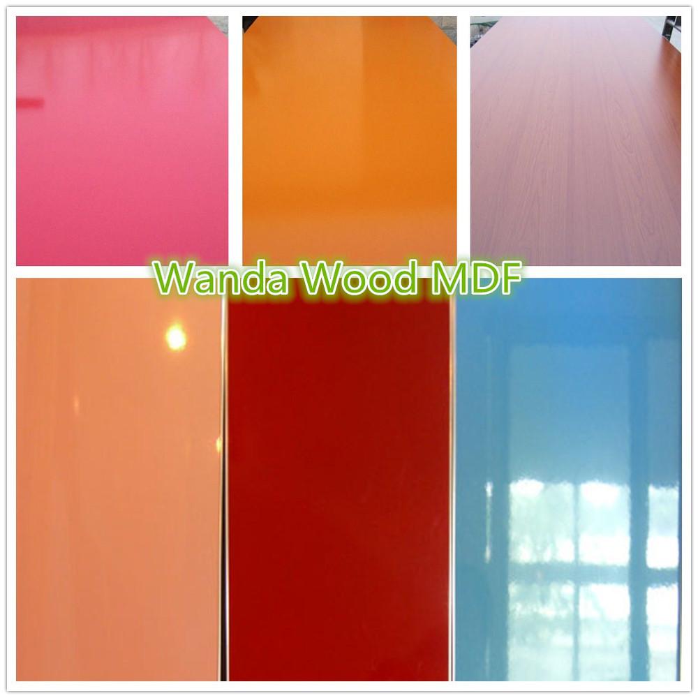18mm plain mdf wood mdf colored mdf board buy 18mm for Mdf colors