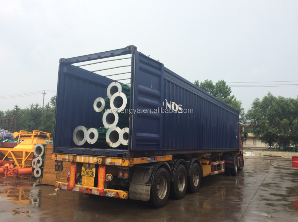 Myanmar Prestressed Concrete Pole Making Machines Supplier In ...
