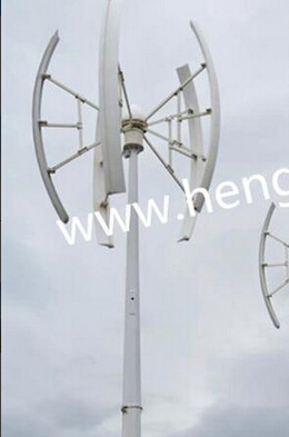 Factory direct sales home use 5kw vertical axis wind turbine