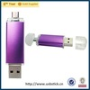 Hottest sell OTG usb 2.0 flash drive 8GB 16gb 32gb alibaba stock price mobile phone usb flash drive