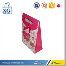 Best selling custom design recyclable paper bags for birthday gift