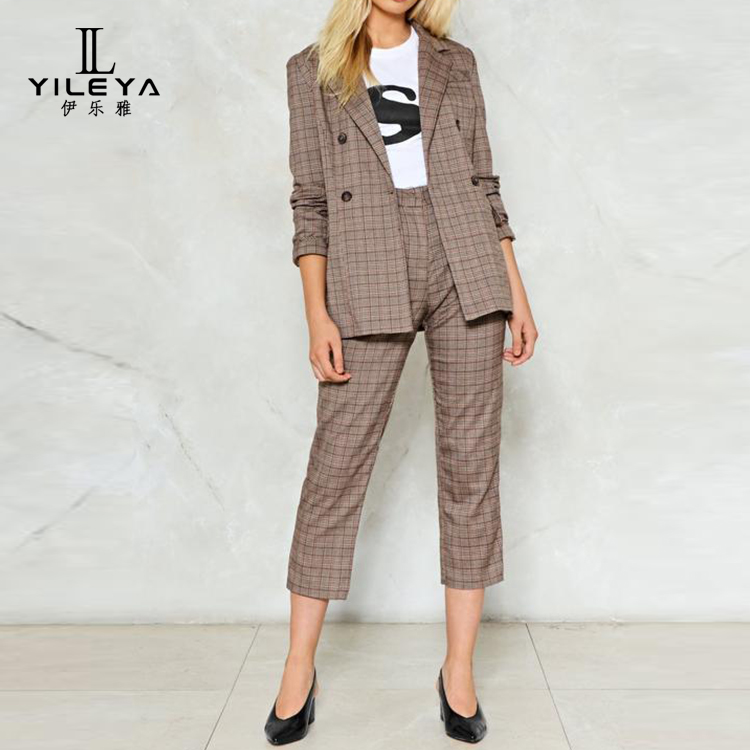 Formal Coat Pant Suits For Women,Women Office Suit,Ladies ...