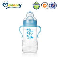 BPA free 9oz PP Feeding Bottle baby bottles plastic toy