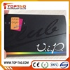 Customized Business Plastic PVC Card With Double Sided Printing
