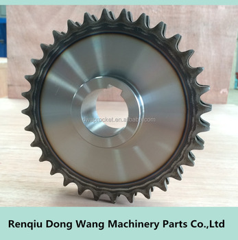 all kinds standard chain sprocket