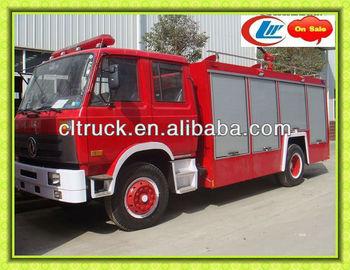 Dongfeng Truk Pemadam Kebakaran Kartun Mobil Gambar