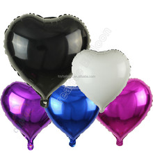 "Wholesale Advertising 18"" heart balloon valentine helium foil balloon helium balloon price for valentine wholesale gifts"