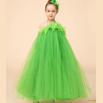 Turquesa Flor Chica Vestido Niña De 7 Años Cumpleaños Fiesta Vestidos De Moda Para 2 8 Años Niña Vestido Maxi Buy Niña De Las Flores Vestido De Niña