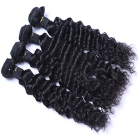 Best material no chemical processed Indian hair natural color hair wave indian virgin aliexpress hair