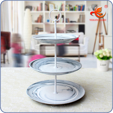 High quality wholesale white enamelware plate cheap porcelain for online
