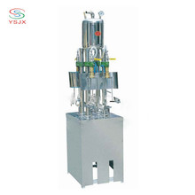 4 heads bottle beverage orange juice liquid filling machine