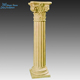 roman carved stone pillars for decoration furniture