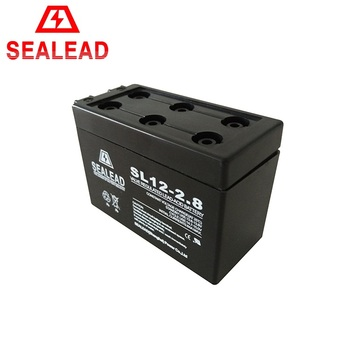 Best Quality Emergency Light Battery 12v 2 8ah Lead Acid