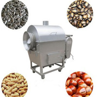 Competitive price high quality peanut roasting machine suppliers