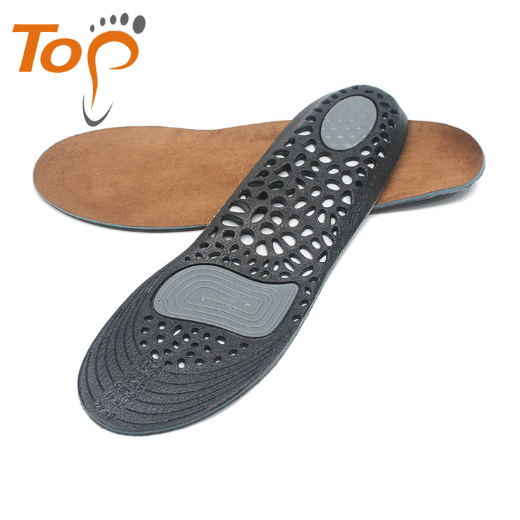 Hot Best Can Be Cut  Sweat Absorbent Breathable Elastic Cloth Latex Insole Good