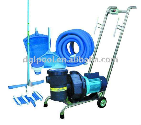 Manual Swimming Pool Vacuum Cleaner (iso9001:2008 Approval) - Buy ...