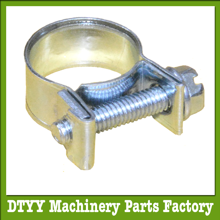 High quality machine grade heavy duty washer lined hose clamp for hospital