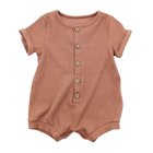 2020 wholesale summer baby boutique clothing girls and boy bodysuits baby rompers