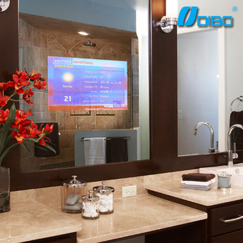 Bathroom Mirror Tv Price Of China Manufactory With Product On Alibaba
