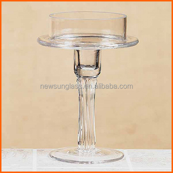 Best sale cheap tall stemmed glass candle holders buy for Cheap tall candlestick holders