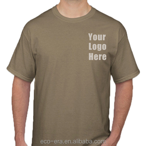 2ae7cbdcd Custom Print 100% Cotton T shirt Company T shirt With Your Own Charm T shirt