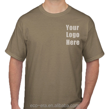 2ae7cbdcd Custom Print 100% Cotton T shirt Company T shirt With Your Own Charm T shirt
