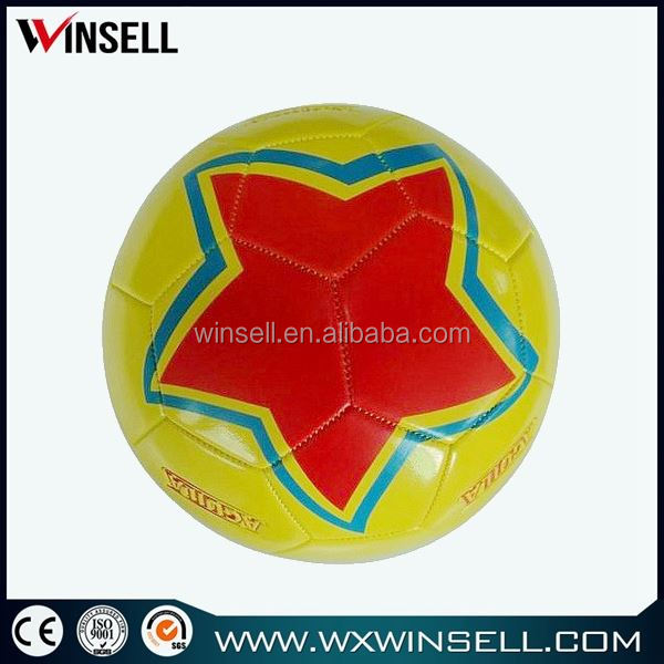 High quality indoor cool raw materials soccer ball