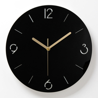 Amazon sells simple acrylic wall clocks for home decoration