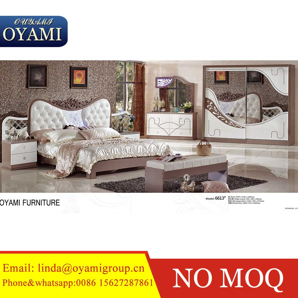 Nouvelle Conception De Luxe Royal Mobilier Turc Chambre ...