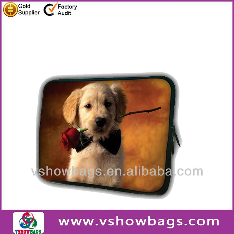 2013 new fashion silicone laptop sleeve in different size