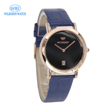 lady wrist watch with OEM packaging for teen