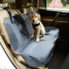 Pet bench seat cover dog car cover
