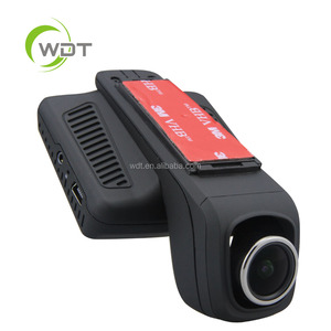 "Hidden NTK96658 Full hd 1080p 2.45"" IPS Screen front and rear Dash Cam auto Car Security Camera"