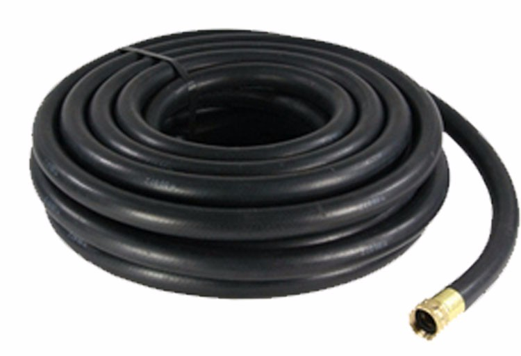 low pressure rubber garden water hose