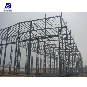 2018 New design long span cheap steel structure