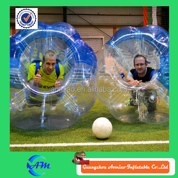 Funny inflatable human sized hamster ball, inflatable giga ball adult