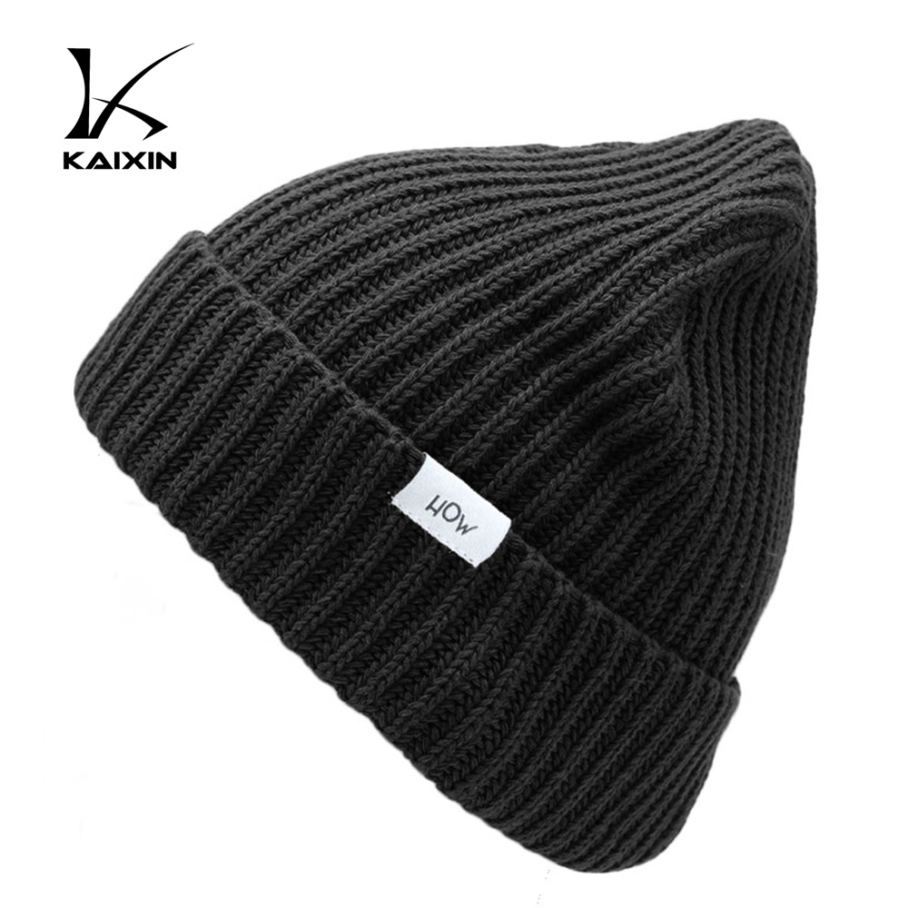 Custom High Quality Knit Long Cotton Cool Beanies Ski Skull Cap Hat ... e1b5799c84b