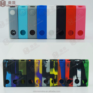 Tesla Invader III 240W Box Mod silicone case Tesla invader 3 Electronic Cigarette cover wholesale